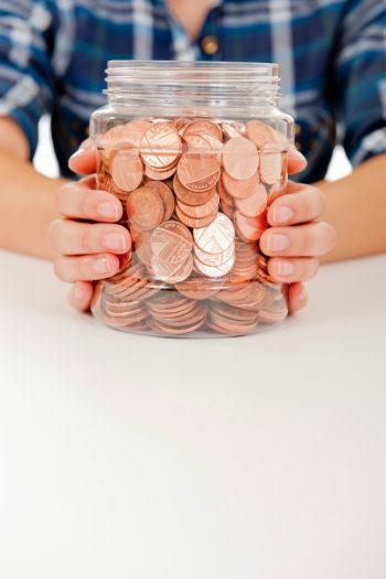 Kids manage money