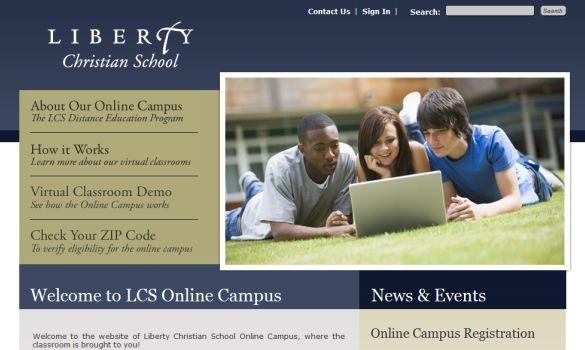 Liberty Christian Online Program