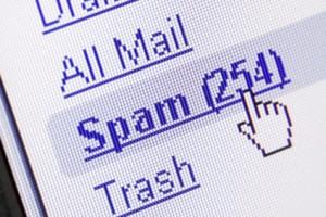 spam-in-email-screenshot