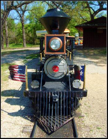 forest park miniature railroad