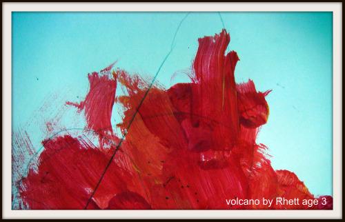 Vocano by Rhett age 3