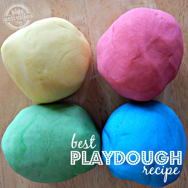 best playdough recipe ever