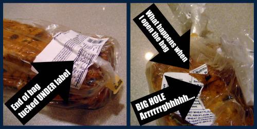 Bread Bag Pet Peeve