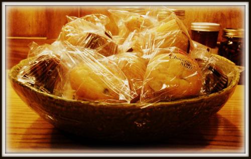Little Debbie's in Holly's fruit bowl