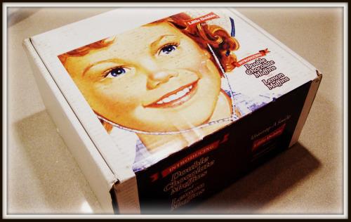 Box from Little Debbie