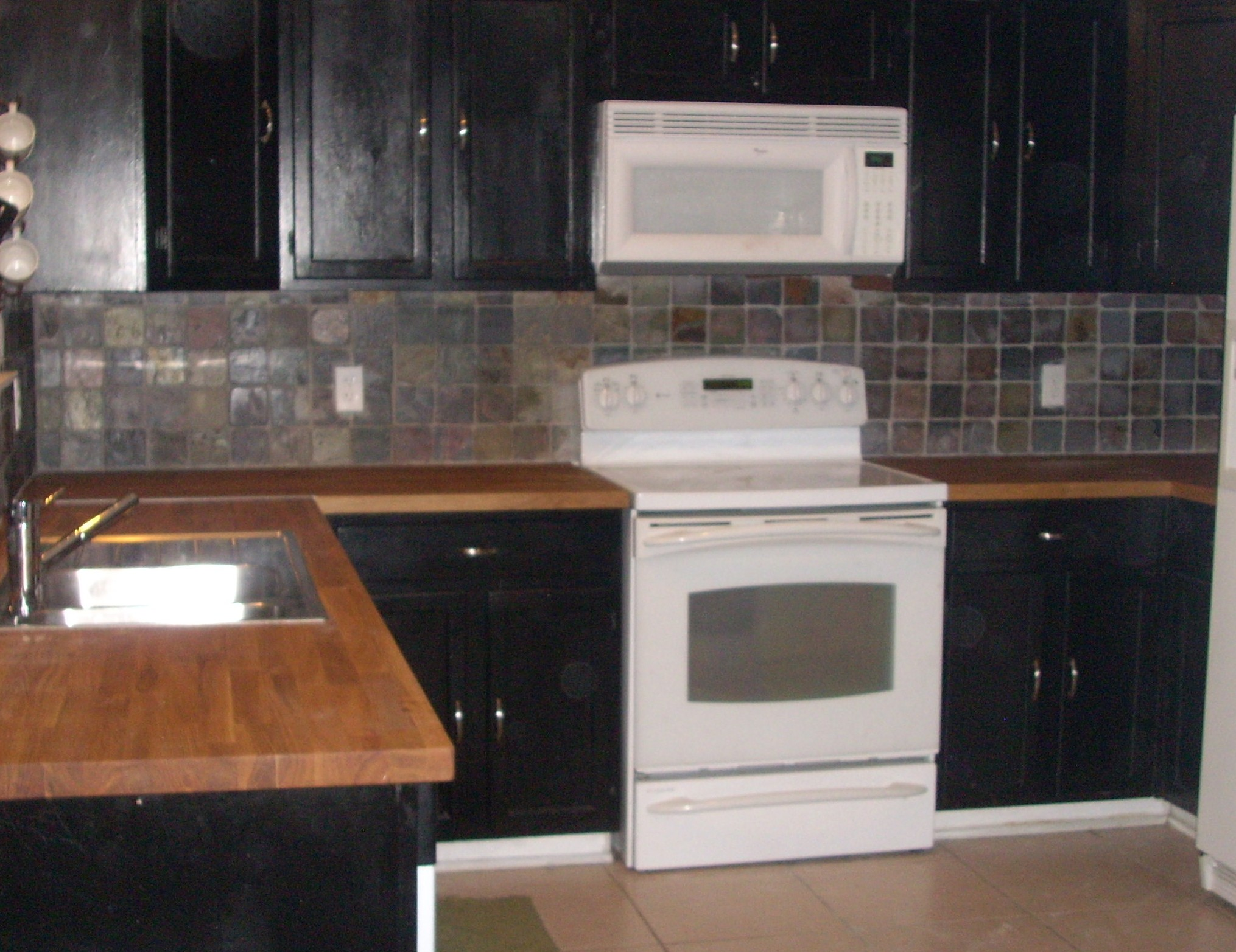 Kitchen counter and cabinets and amazing installing kitchen cabinets
