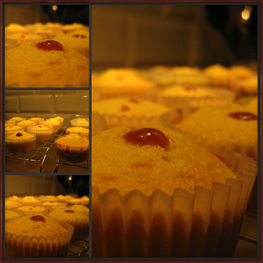 Filled cupcakes - step 4