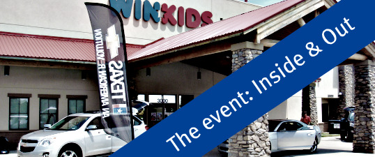 WinKids August 13 Event