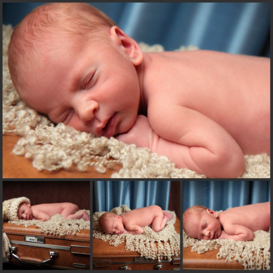 Baby Cole collage 2