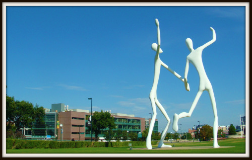 Dancing White People in Denver