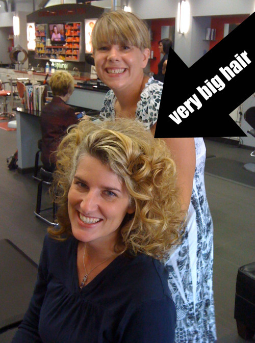 Holly and Jenna at Splurge Salon