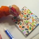 Make an I Spy Mini-Whiteboard