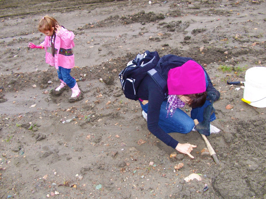 Digging for Diamonds in the Mud