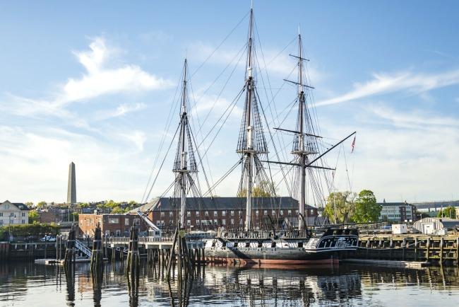 USS Constitution in Boston - Kids Activities