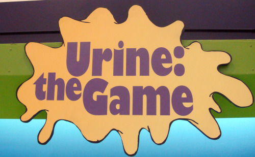 Urine the game