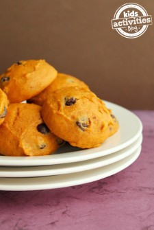 Pumpkin Chocolate Chip Cookie Recipe