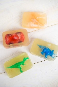 Treat Soap: Make Hand-Washing Fun!