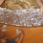 Moulding Aluminum Foil