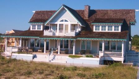 Coastal Living Beach Home
