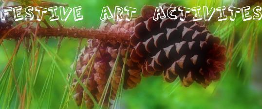 festive art activites