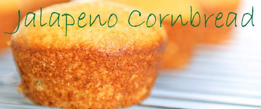 Jalapeno Cornbread - feature