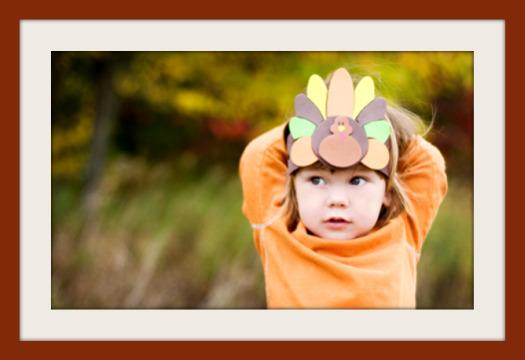 thanksgiving kid