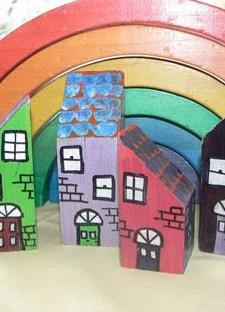 Play Block Houses