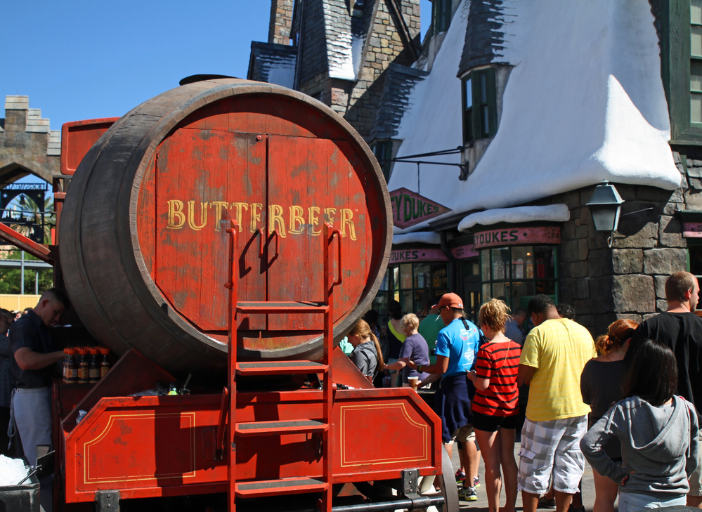 kid safe butterbeer