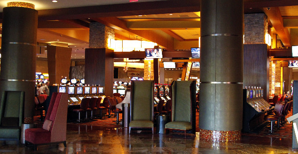choctaw casino interior design