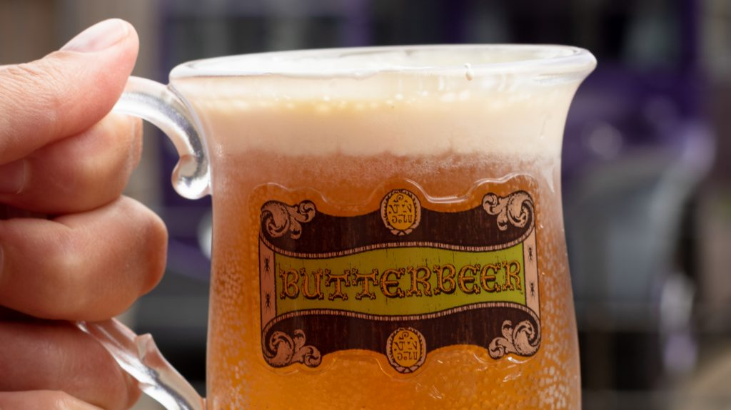 kid safe butterbeer recipe