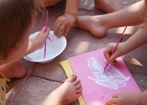 preschoolers and scientific method