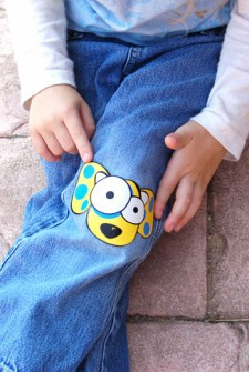 patches for preschoolers