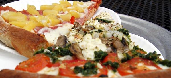 pizza on austin's sixth street