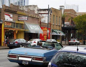 Austin, TX 6th street