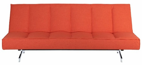 orange flex sofa from cb2