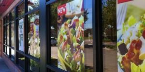 wendys pick 2 menu signs