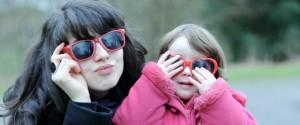 au pair and child