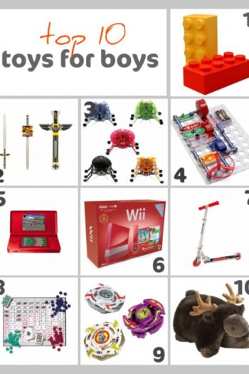 top toys for boys