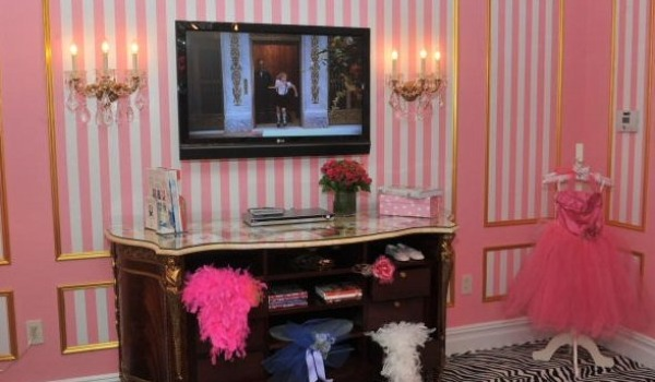 Eloise Suite At The Plaza