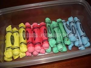 rainbow craft for preschooler
