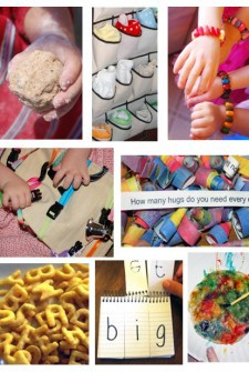 Quirky kids activities