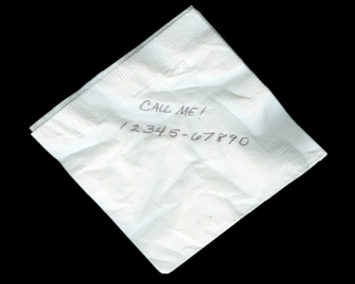 She Gave Me Her Number Without Me Asking