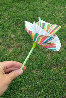 10 Ways to Make Flowers with Preschoolers