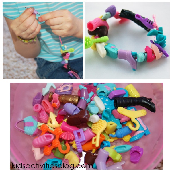 Polly Pocket accessory bracelet