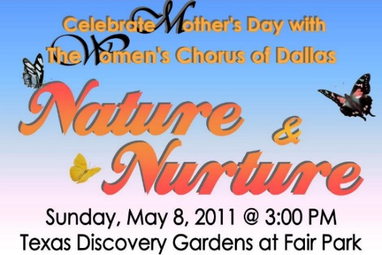 Nature and Nuture concert