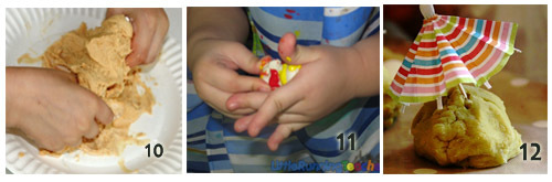 Playdough recipes and activities