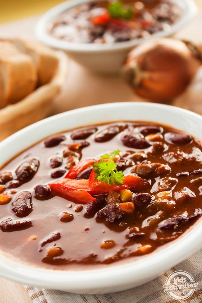buffalo chili recipe - Kids Activities Blog