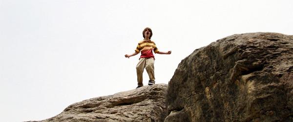 reid on the rocks