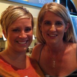 Aveda Shauna and Holly in Dallas