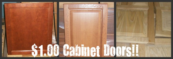 cabinet doors collage